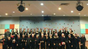 """PSM-ITB Berhasil Menyabet Dua Gelar Juara pada Ajang """"SHOUT"""" Christmas Choir Competition 2017"""