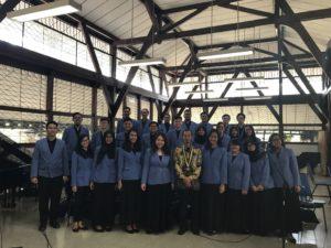 PSM-ITB dalam Acara Peringatan 98 Tahun Pendidikan Tinggi Teknik di Indonesia (PTTI)