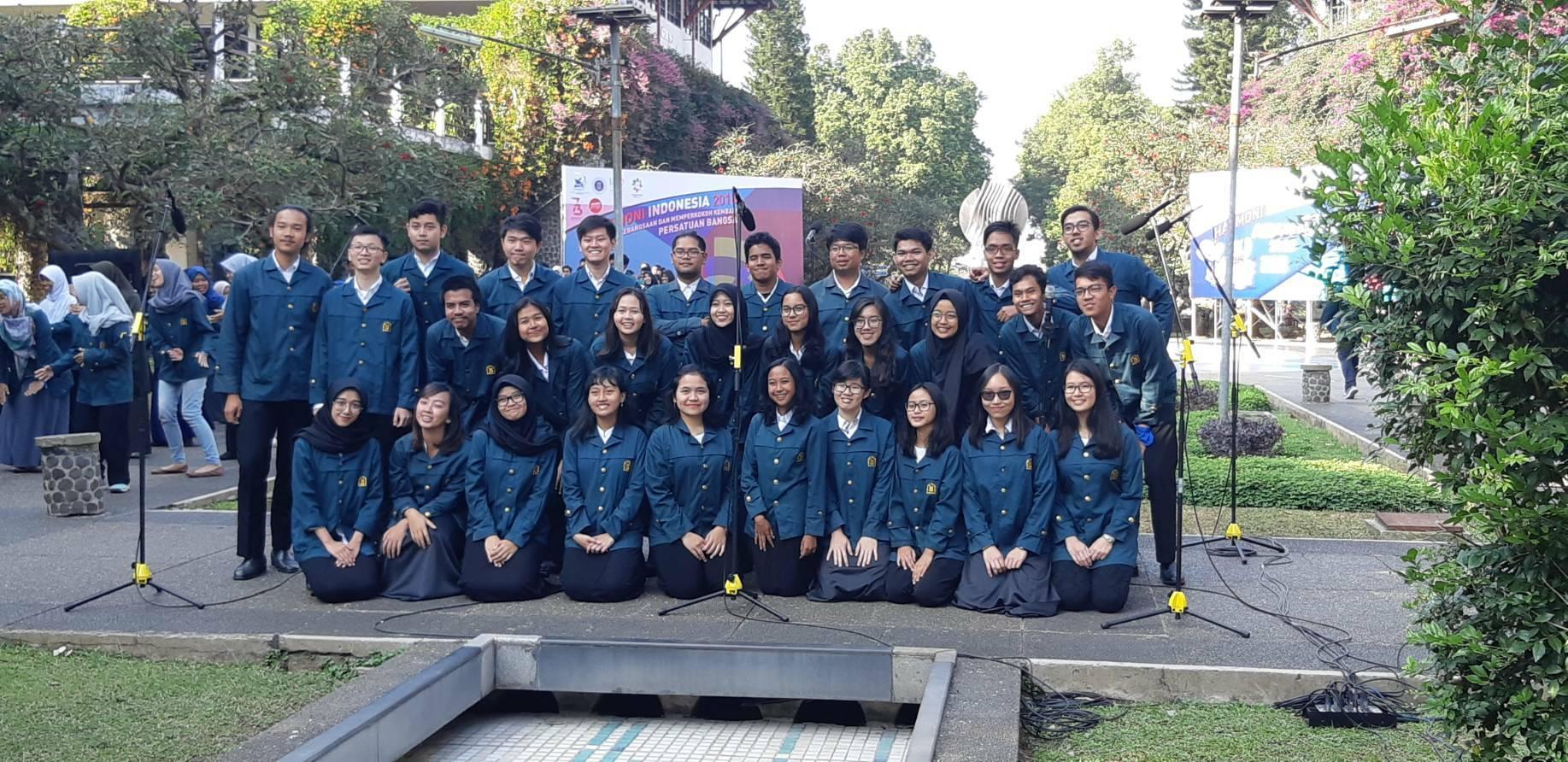 PSM-ITB dalam Acara Harmoni Indonesia