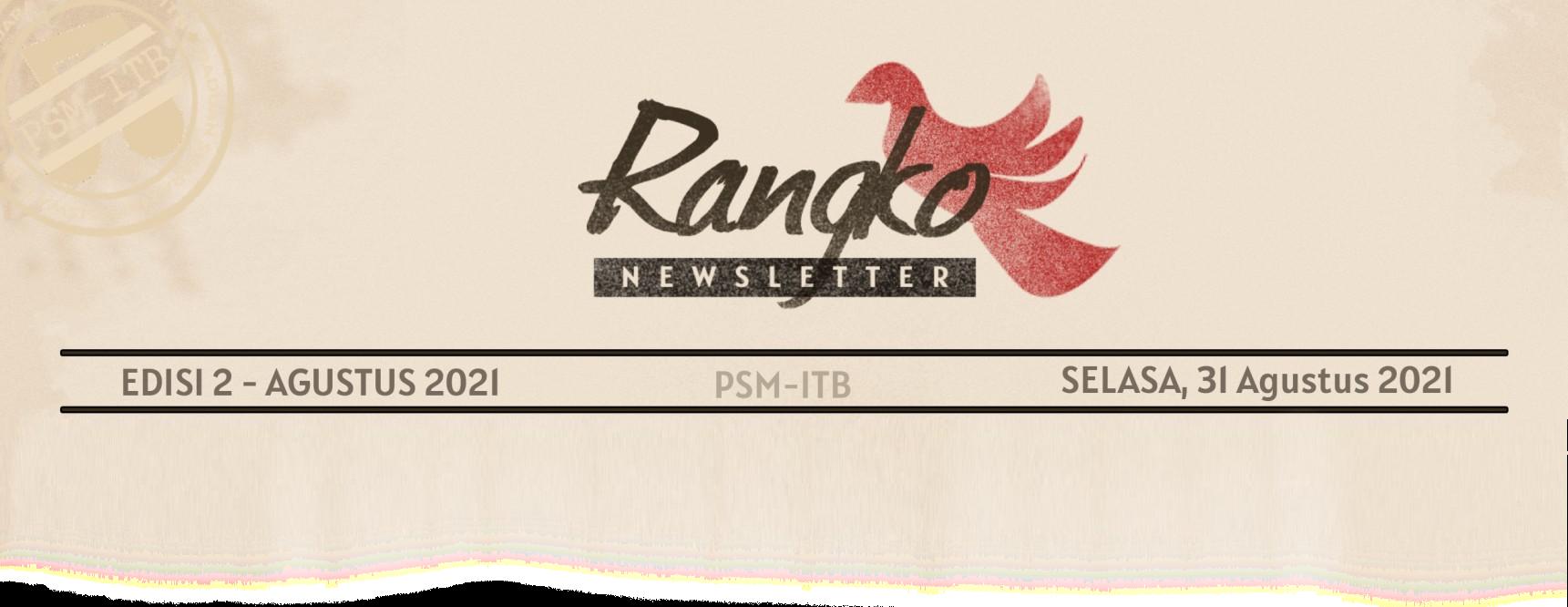 Rangko Newsletter: August Edition