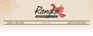 Rangko Newsletter: First Edition